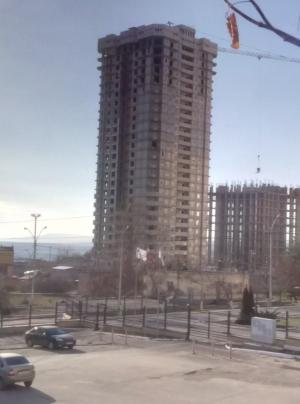 Ход строительства ЖК «Улеши» от 17 марта 2020 | 404x300